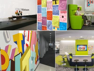 IBM Watson New York HQ