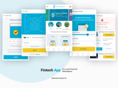Fintech App  version.01