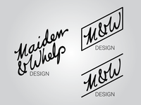 New Maiden & Whelp Logo