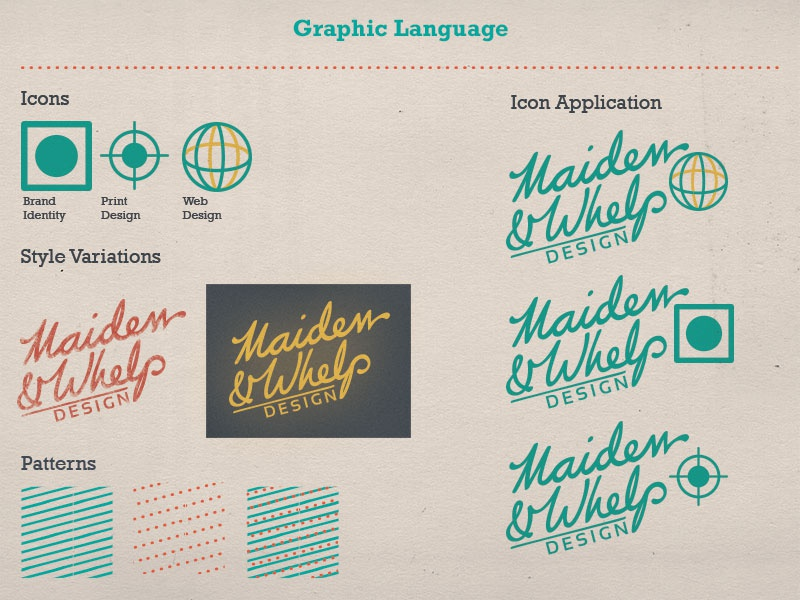 Maidenwhelp graphicsdribbble