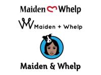 Maiden & Whelp Logo Refinement