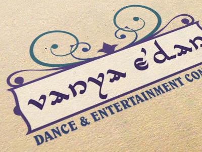 Vanya E'dan Full Color Logo logo design