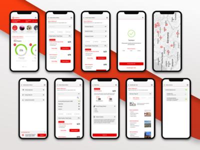Vodafone UI Concept