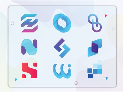 Modern Abstract Logo Collection