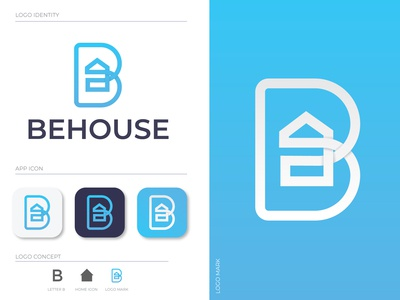 Logo Design concept for Behouse
