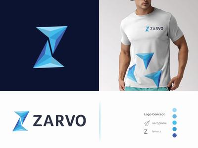 ZARVO BRANDING LOGO