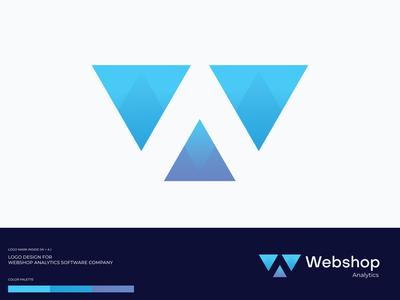( W+A ) Logo concept