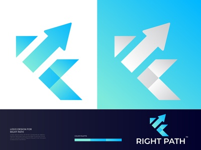 Right Path Branding logo