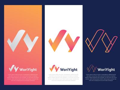 WoriYight Branding Logo Design