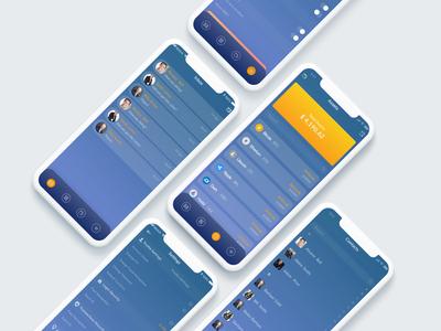 Aladdin App Design