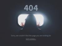 404 Page rebound