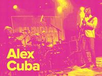 Alex Cuba version three
