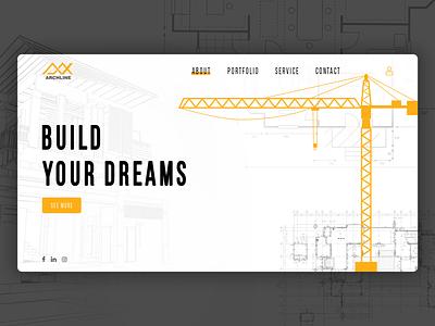 build your dreams designs ui  ux design ux uidesign uiux design ui photoshop