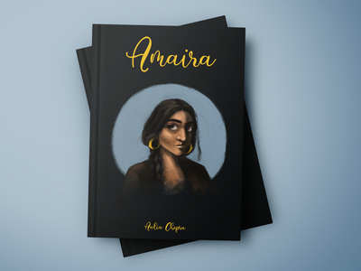 Amaira book cover books designs illustrator digitalart photoshop design illustration illustration art digital painting digitalart photoshop