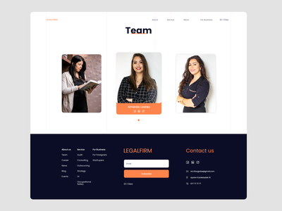 Legal Firm designs uidesign ui  ux ux uiux design ui design