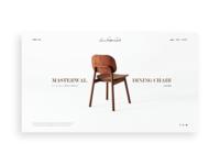 Nordic Aesthetic Web Design