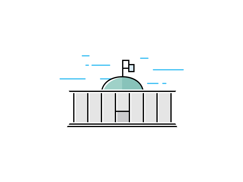 Assembly Icon: The National Assembly Building Icon By Formersnap