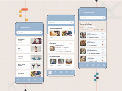 Event app android ios dating event mobile app design ux ui
