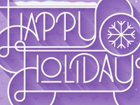 Dh Happy Holidays eCard
