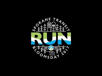 STA Bloomsday 2017 spokane monoline run bloomsday sta