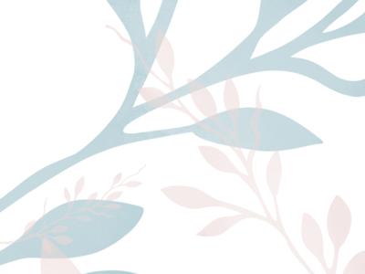 Soft leaf texture wallpaper