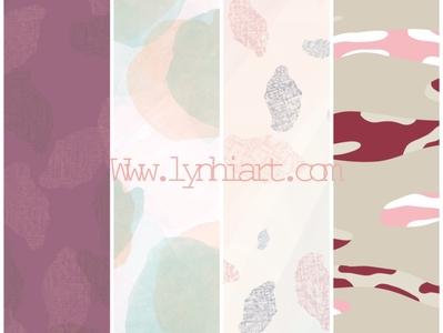 Pattern new and brush procreat