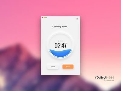DailyUI–014 macos sketchapp app concept ui 014 dailyui