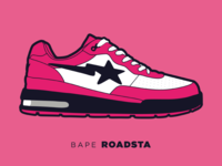 Fresh Kickz: Bape Roadsta