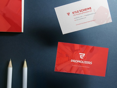 Promolizers Business Cards
