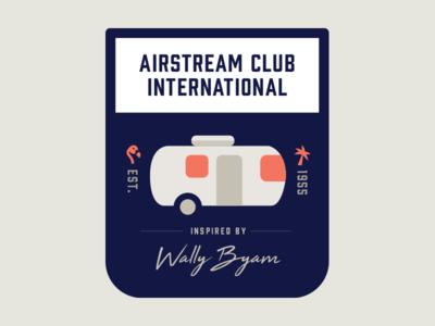 Airstream Club logo