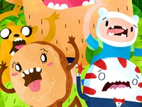 Adventure Time: Candy Capers #1 SDCC Exclusive Variant