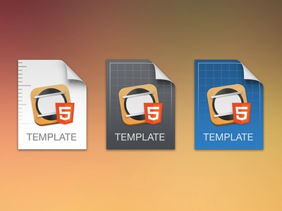 Template Icon Experiment html5 tumult mac app icon file osx yosemite hype pro blueprint apple