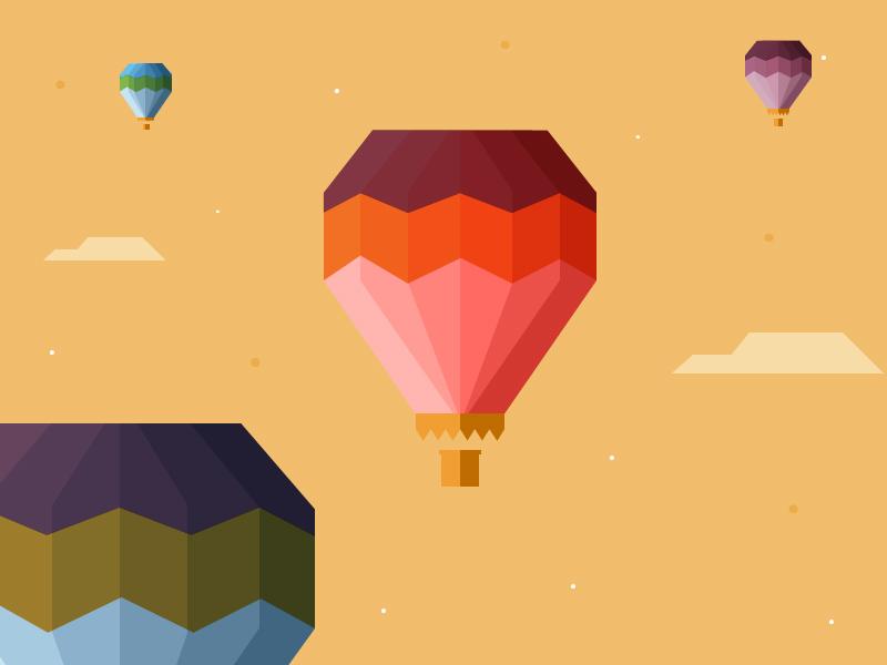 I'm on top of the world balloon sky hot-air balloon cloud travel dirigible aerostat mongolfiera esplorare cielo star