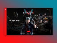 Devil May Cry 5 - WEB