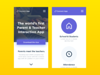 Connect app rebound full pixels