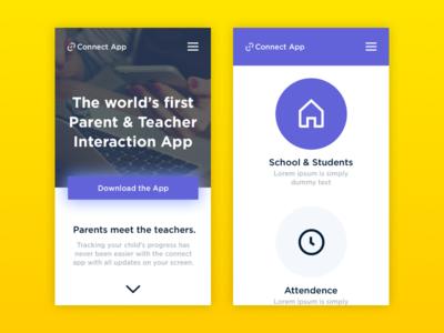 Connect App Rebound
