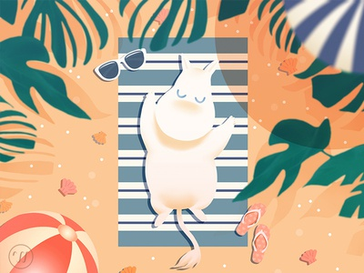 Moomin Summer Time