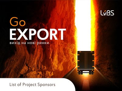 Go Export way new graphic strategy background vector stylish collage texture smart branding creative ui design future export economic advertising advertisement banner
