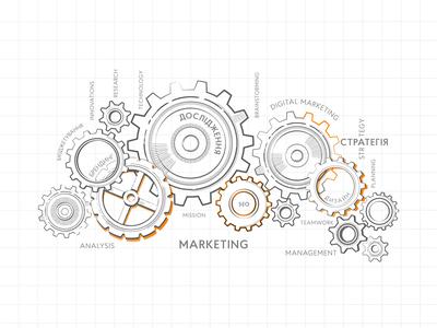 Tech Marketing Illustration