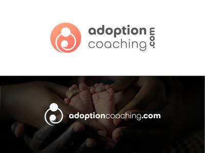 Adopting organization Logo design