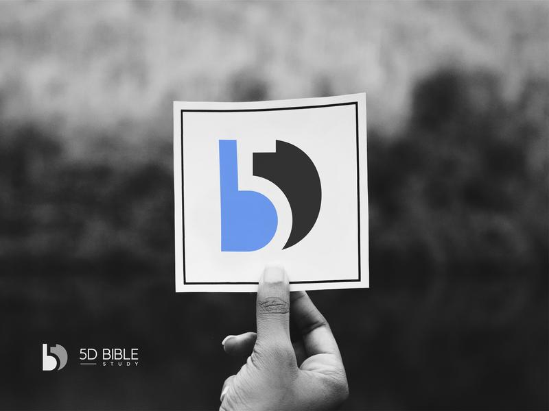 5D Bible Study Logo