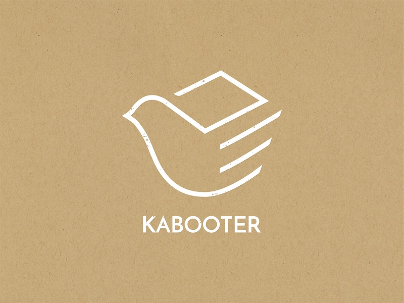 Kabooter - courier service logo