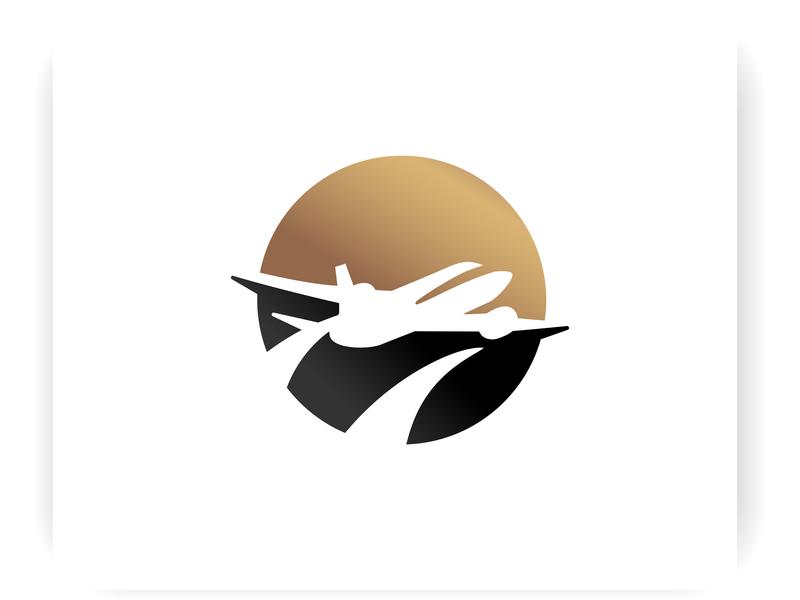 Avia Lines Logo Design