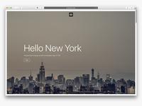 Hi NYC!