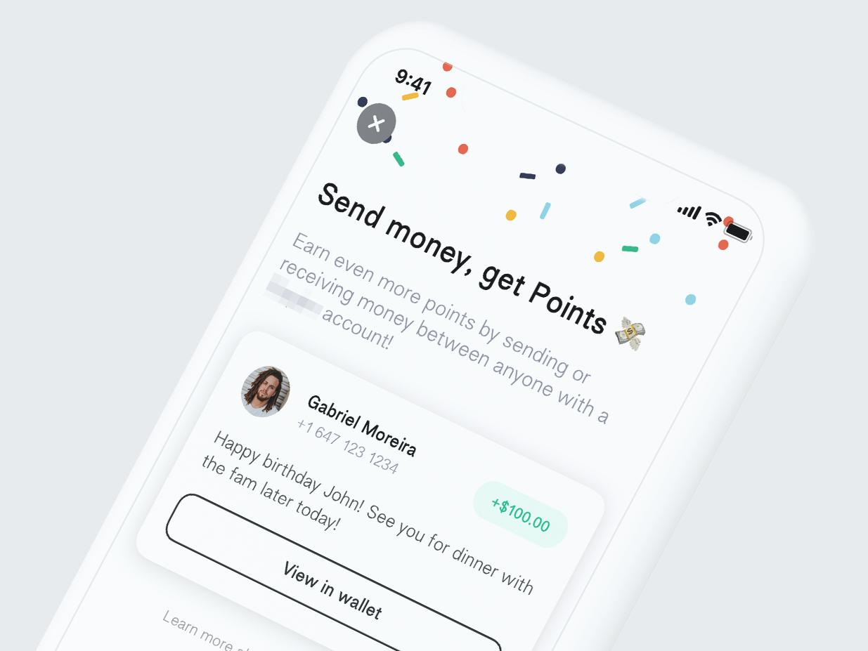 Send Money By Rishabh Varshney On Dribbble