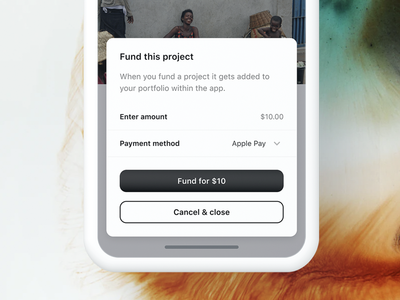 Fund Project