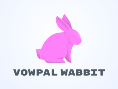 Vowpal Wabbit (Machine Learning Library) Logo