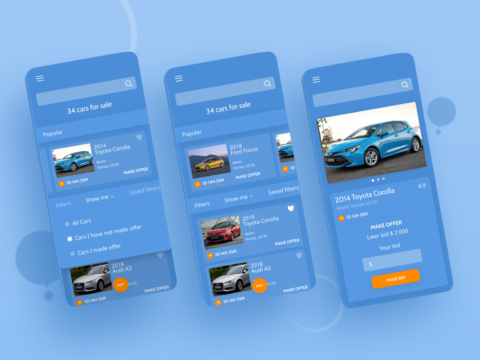 Car Auction Apps >> Car Auction App By Jetruby Agency On Dribbble