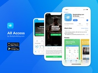 All Access App Preview