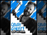CRUSH GRAVITY: Take The Stairs